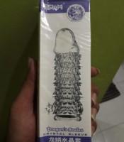 Kondom Sisik Naga
